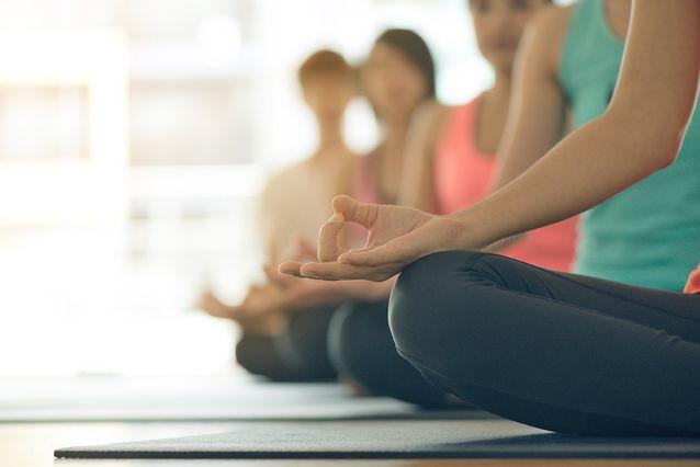 Yoga à Avoriaz