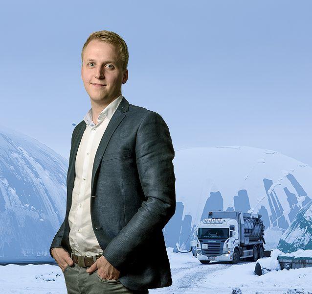 Antti Myllyrinne, Doranovan toimitusjohtaja