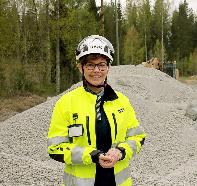 Jenni Nurmi, Ecolan Infran liiketoimintapäällikkö