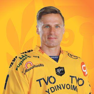 Rony Ahonen potretti