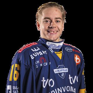 Niklas Ylitalo potretti