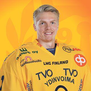 Kalle Nurmi potretti