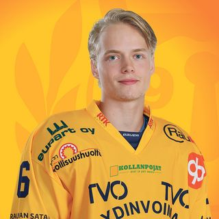 Antti Palojärvi potretti