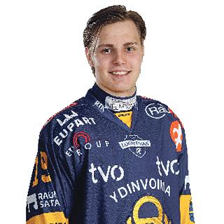 Mikko Petman potretti