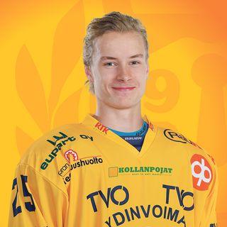 Antti Saarela potretti
