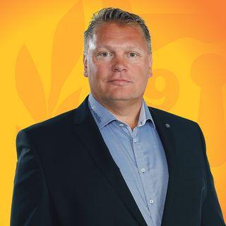 Pekka Virta potretti
