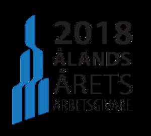 Aretsarbetsgivare Åland