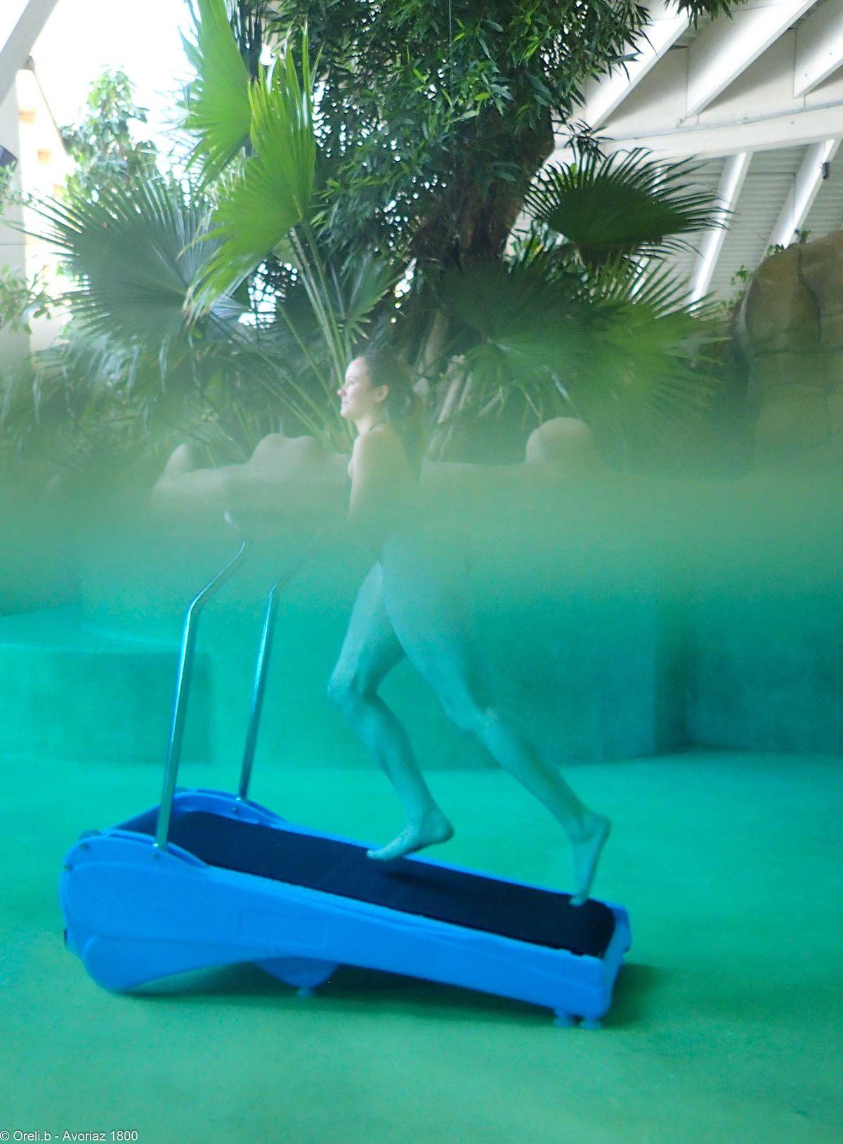 Activité aquatique Aquariaz à Avoriaz