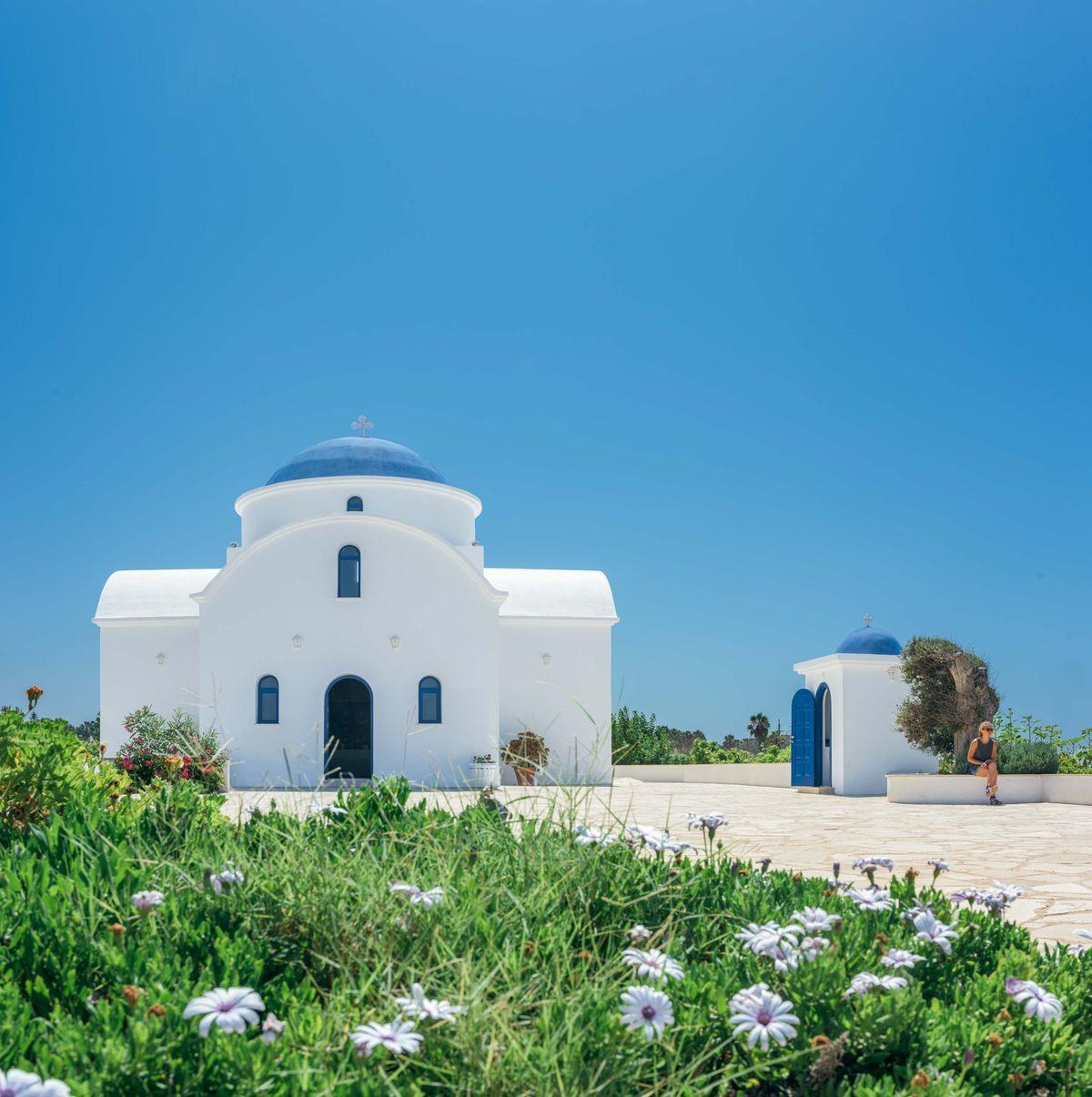 Eglise Chypre vacances d'été Pierre et Vacances