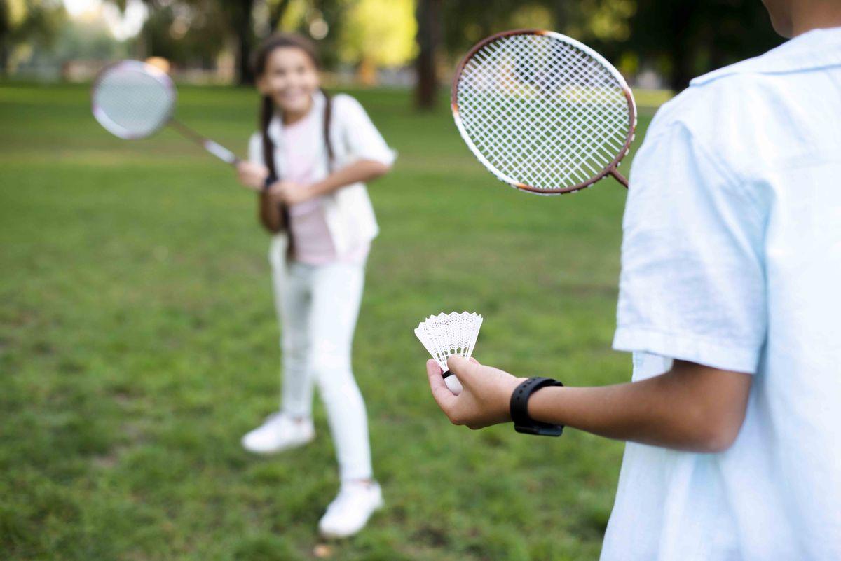 Activités Badminton Family Fun Pierre et Vacances