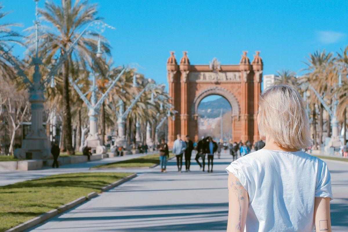 Week-end à Barcelone