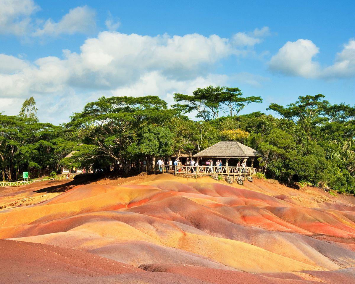Les paysages de l'Île Maurice