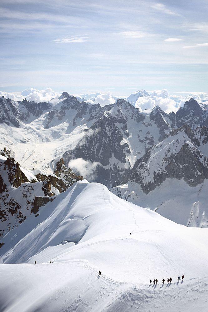Alpinisme à Chamonix