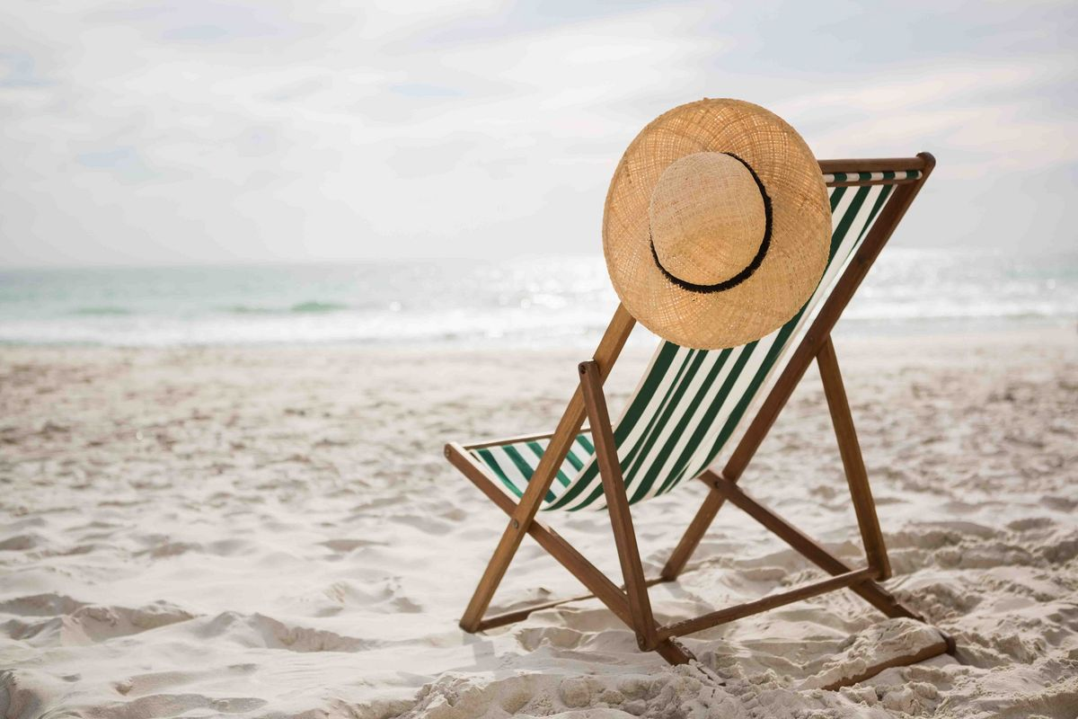 Check-list pour la plage en été