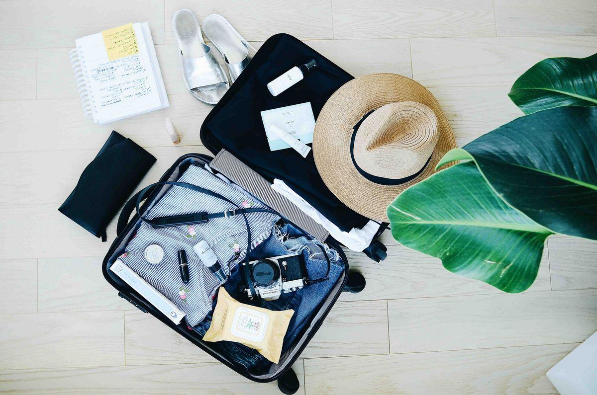 Check-lists pour préparer vos valises de vacances