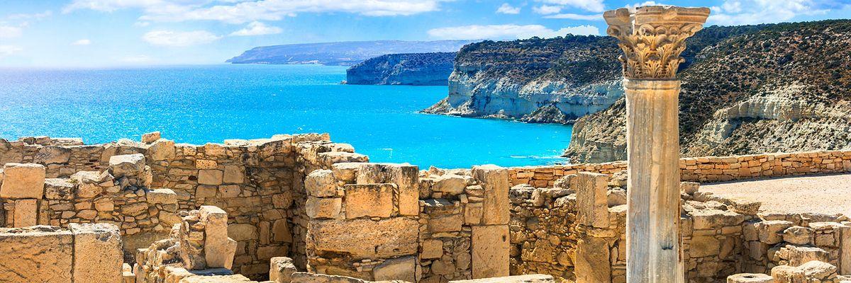 Chypre - côte chypriote