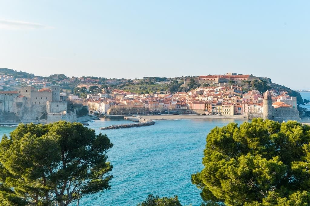 Collioure Languedoc-Roussillon Côte Vermeille Pierre et Vacances