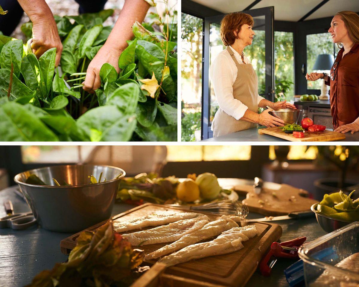 RendezvousCheznous - Cours de cuisine régionale dans une longère normande