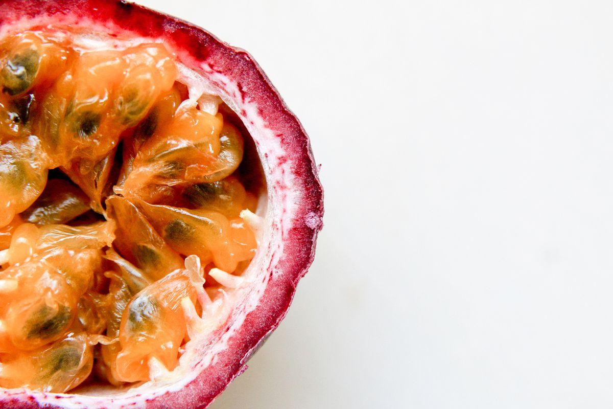 Fruit de la passion Île Maurice