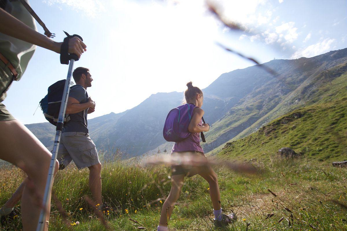 Activités à la montagne l'été
