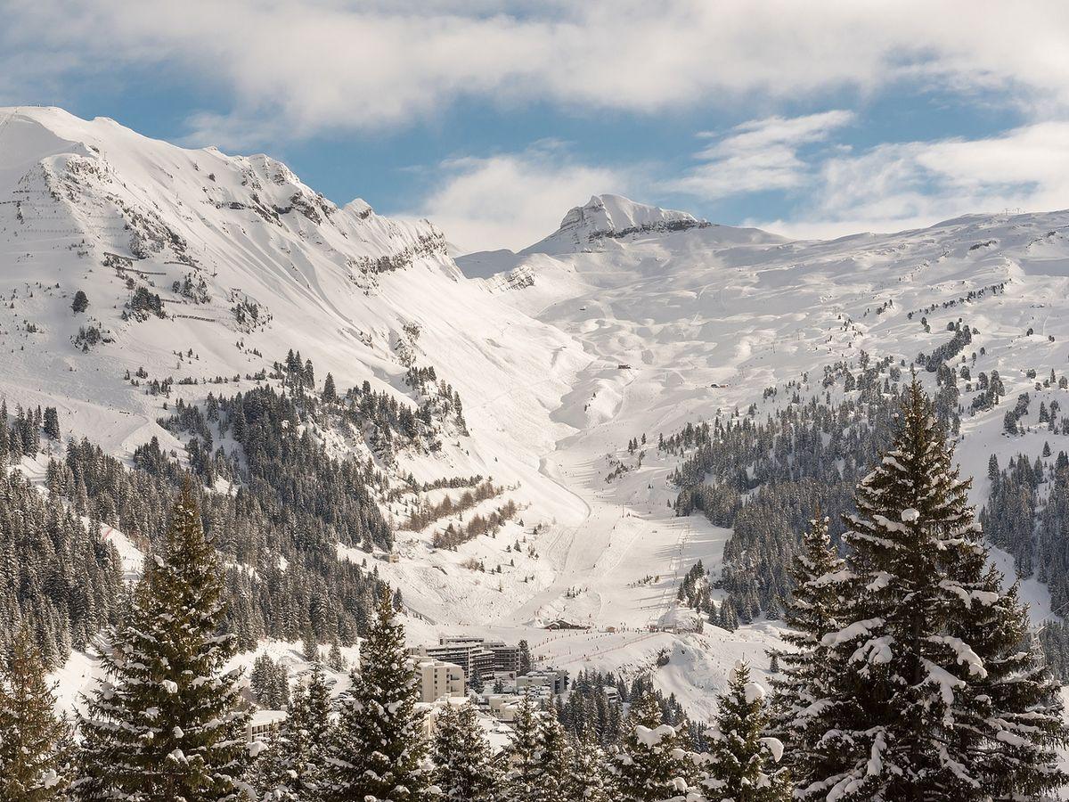 Domaine skiable de Flaine