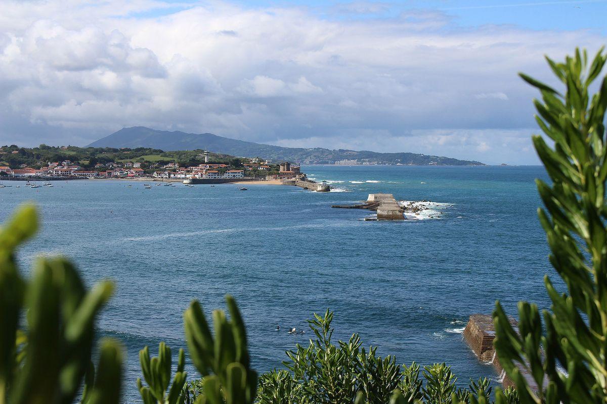 Fort de Socoa à Ciboure