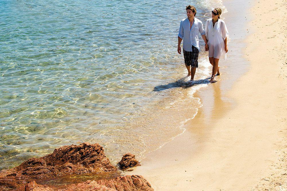 Couple en Sardaigne