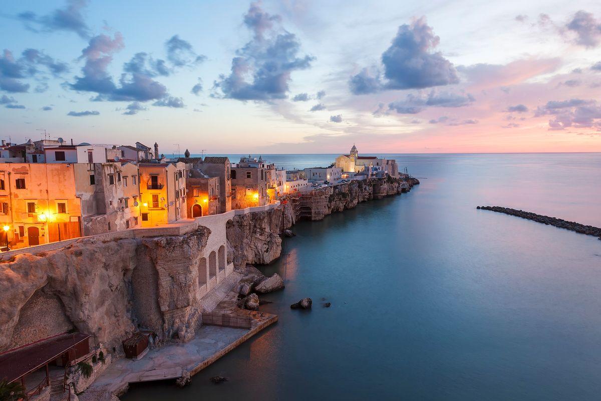 Les Pouilles - côte italienne