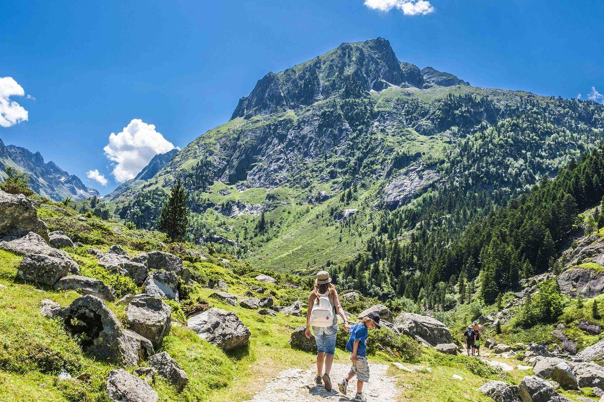 Les activités à faire à la montagne en été