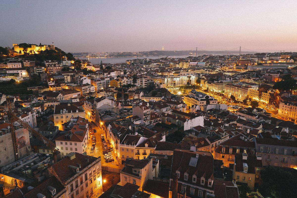 Point de vue de Lisbonne