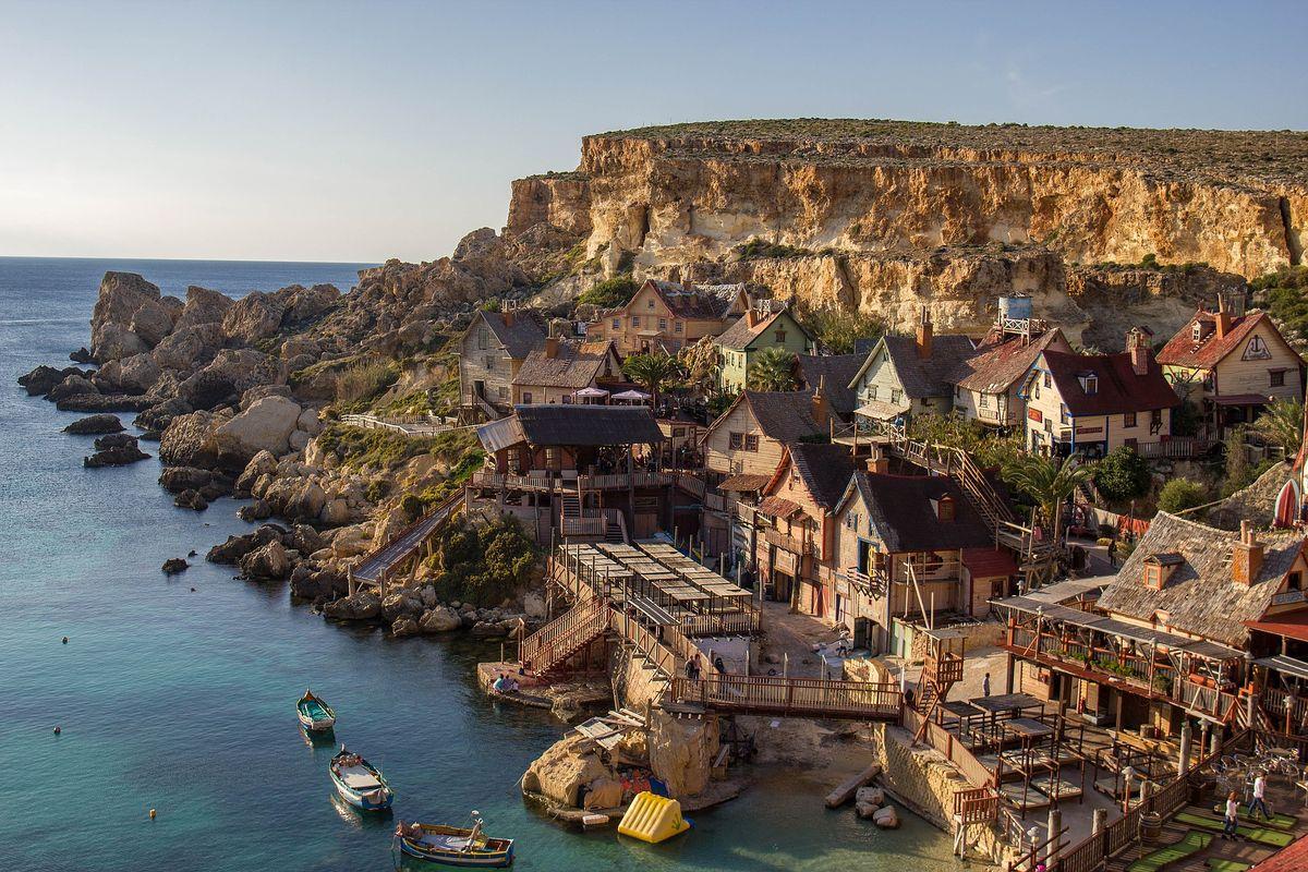 Vue de Malte