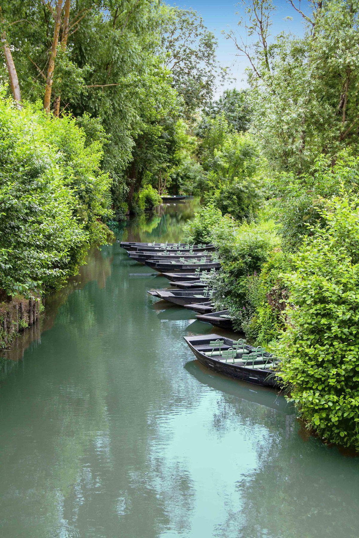 Visiter le Marais poitevin