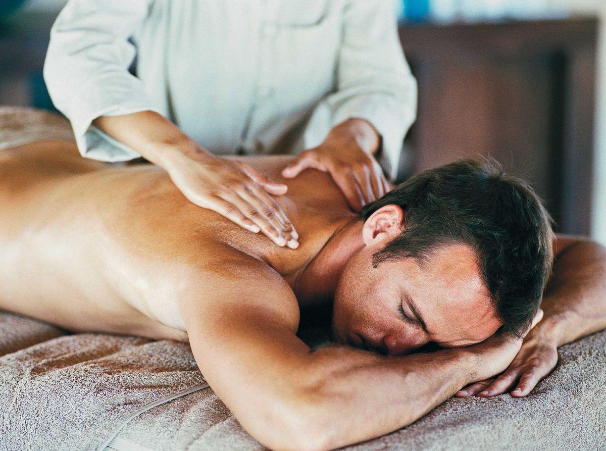 Massage pour la fête des pères