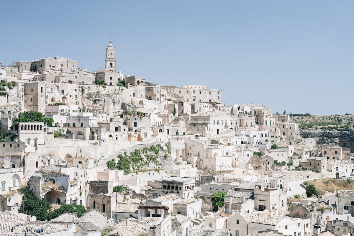 Matera Italie vacances en Italie