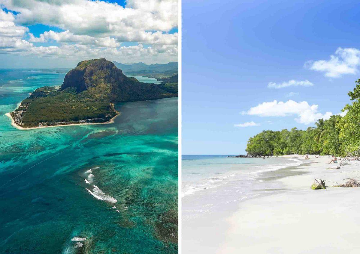 Où aller en vacances ? Antilles ou Île Maurice ?