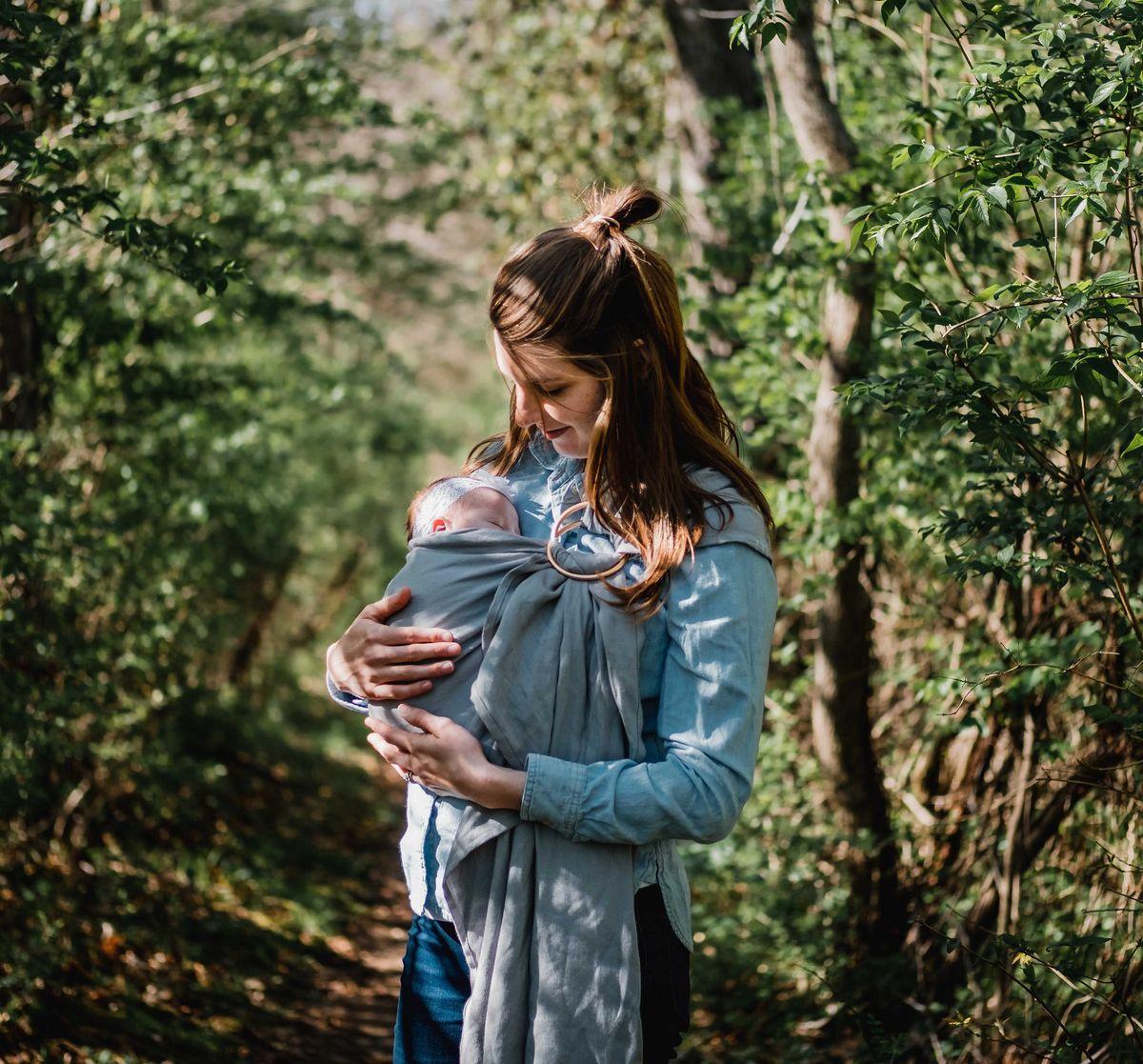 Des vacances avec un bébé d'un mois