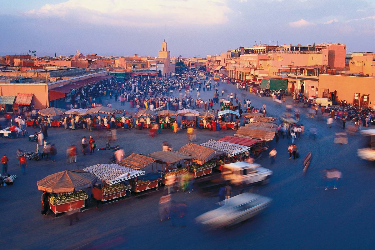 Place - Marrakech