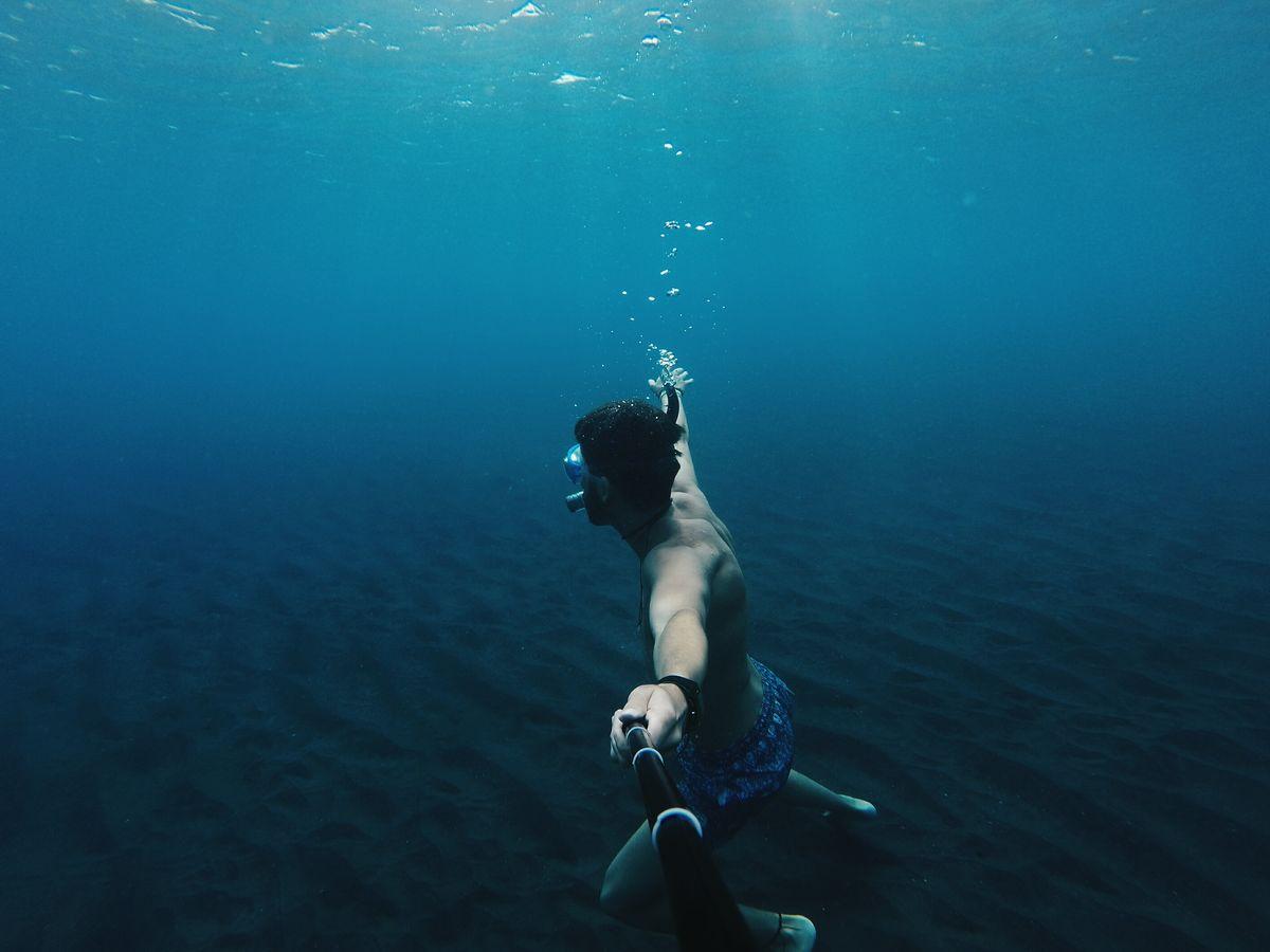Plongée sous marine à Hyères