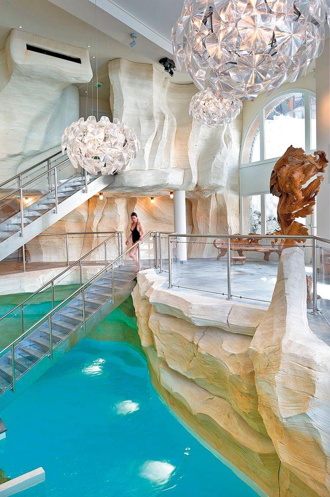 Le plus grand spa des Alpes