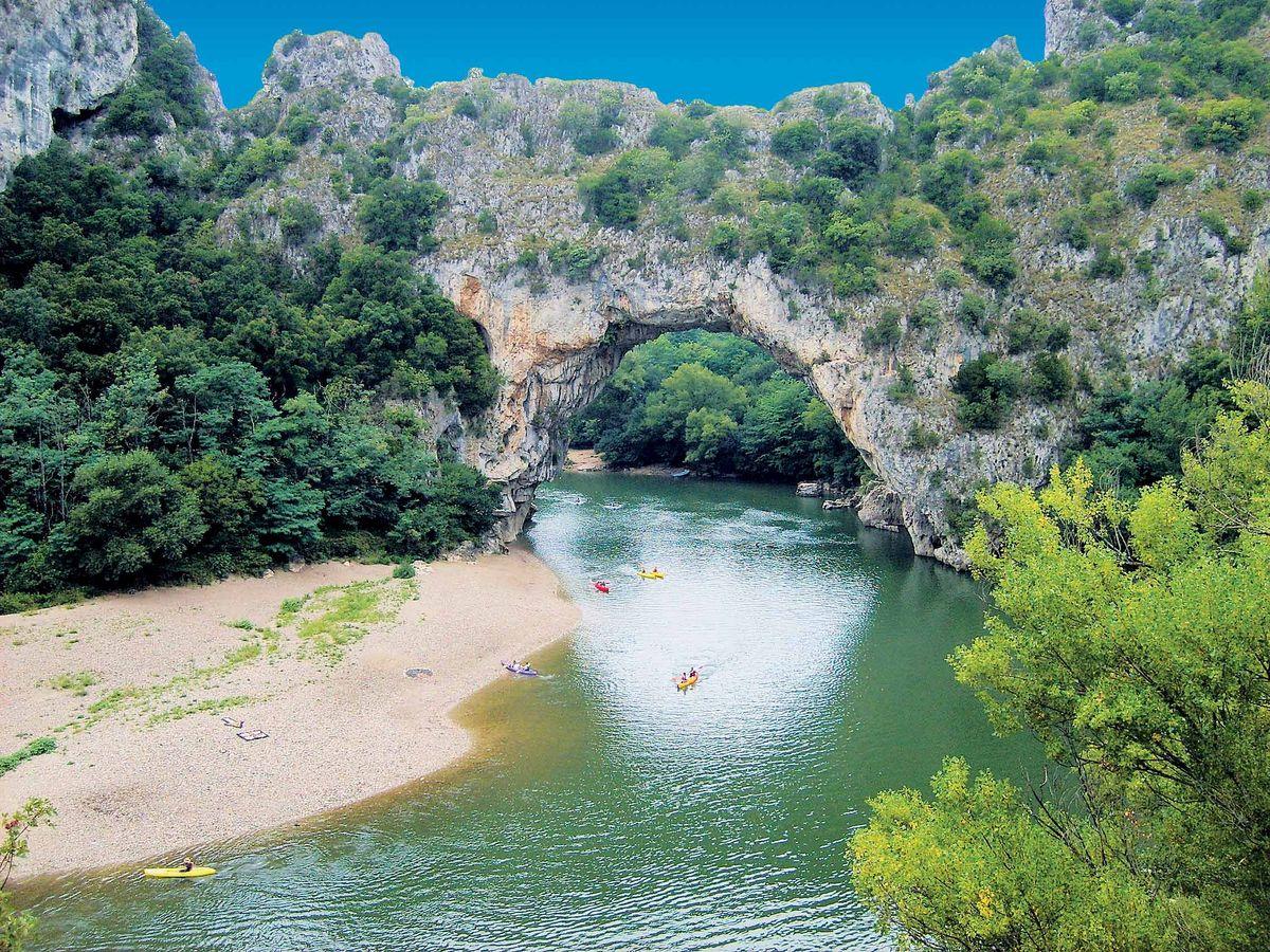 Pont d' Arc en Ardèche