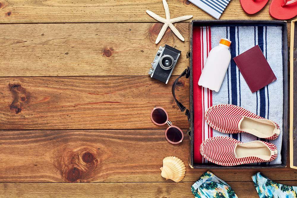 Objets utiles en voyage