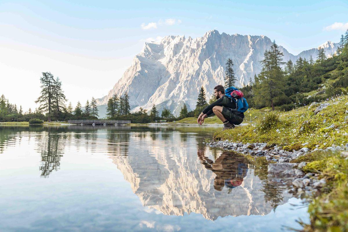 Les endroits pour faire de la randonnée en montagne en été
