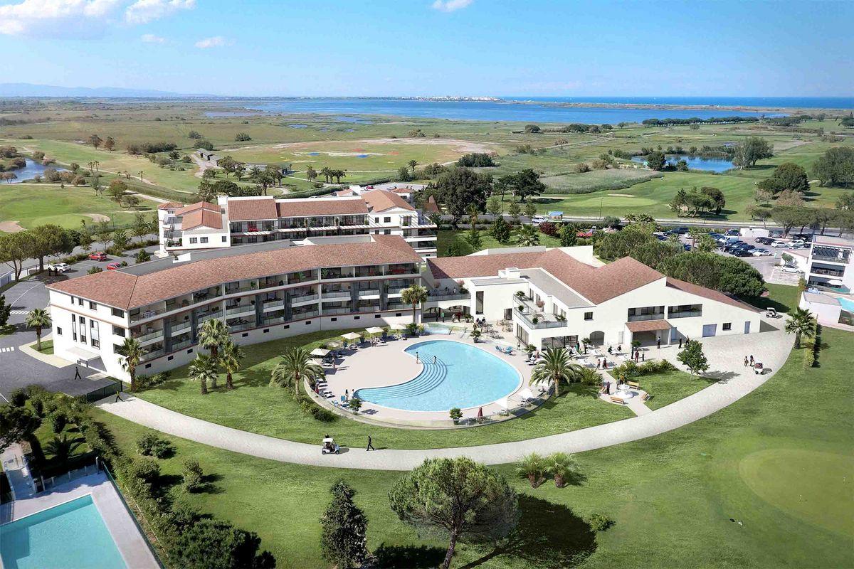 Résidence premium Pierre et Vacances Horizon Golf à Saint-Cyprien