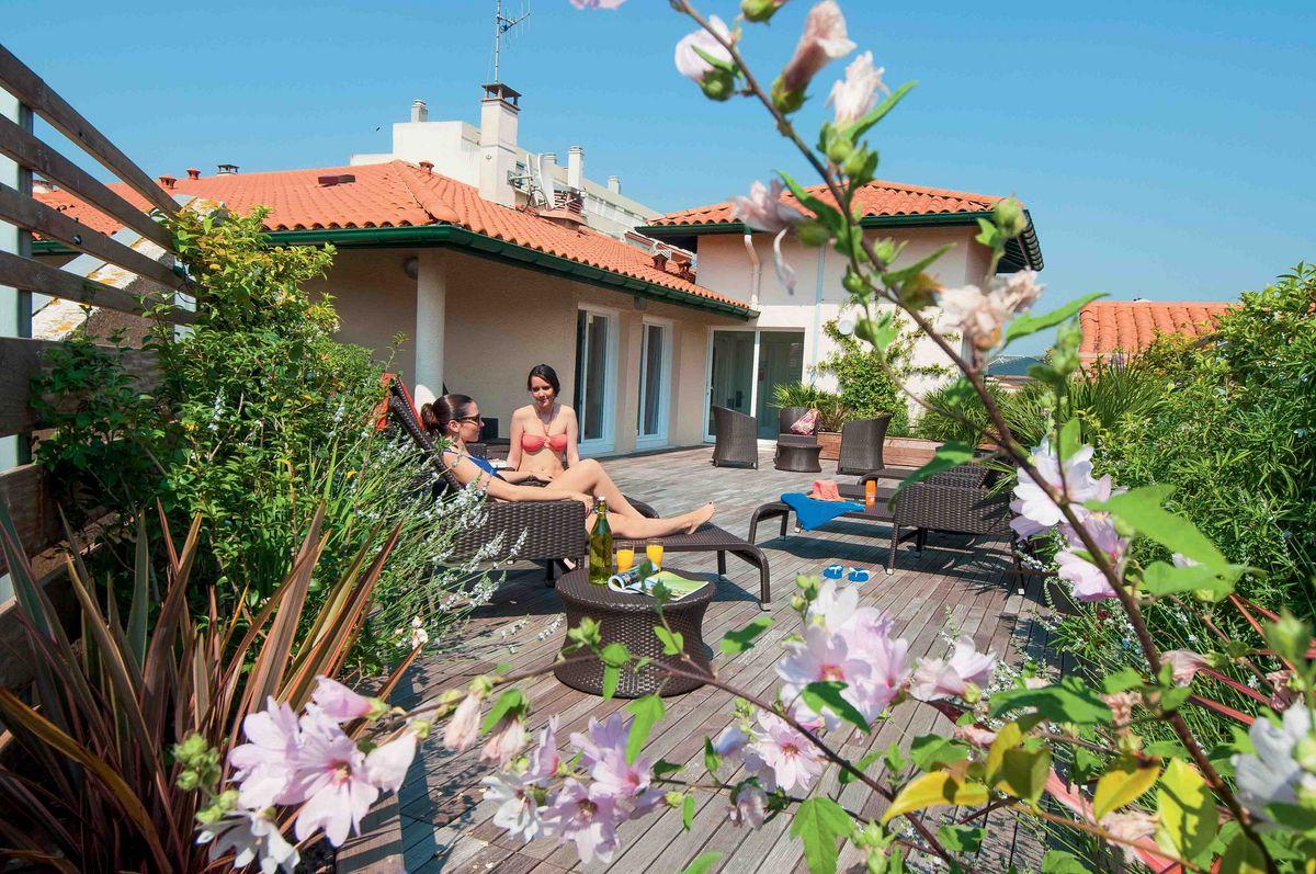 Résidence premium Pierre et Vacances Haguna - Biarritz