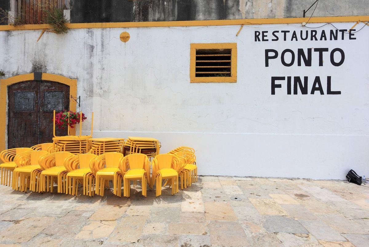 Restaurant Ponto Final à Lisbonne