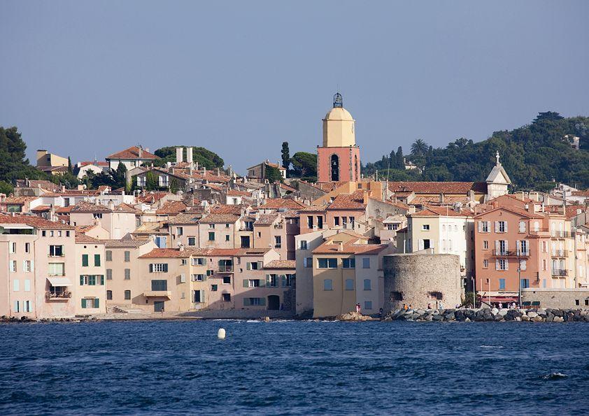 Côte d'Azur Méditerranée Saint-Tropez