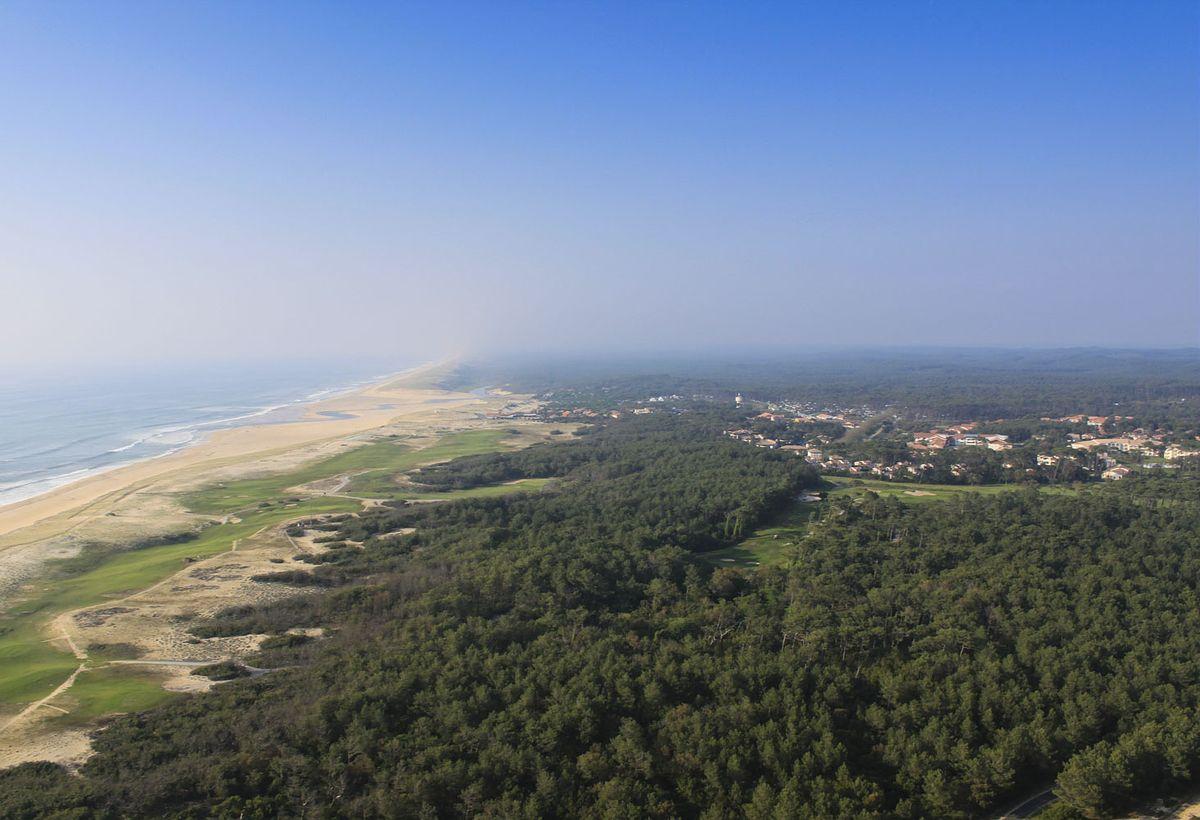 Golf d'Hendaye Bordaberry top 10 des golfs