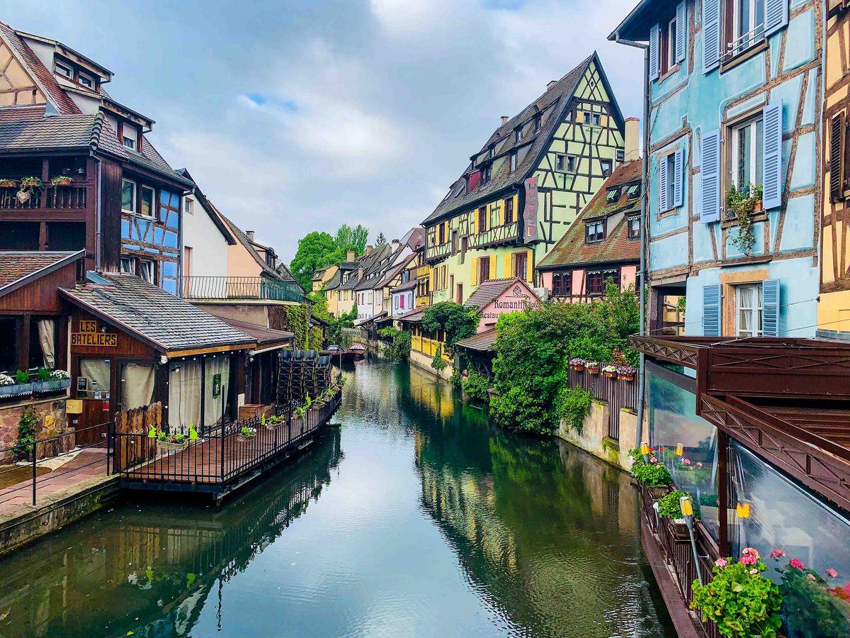 Vacances en Alsace