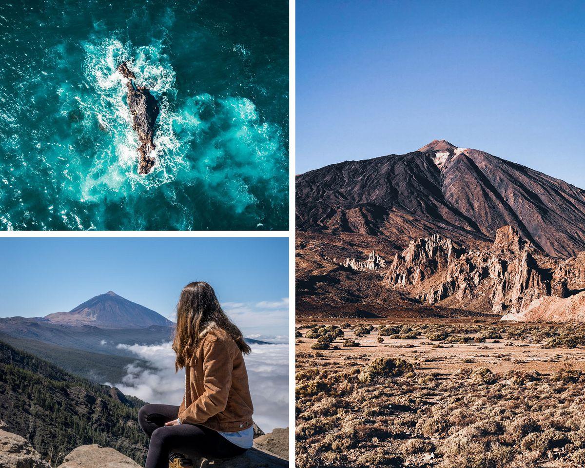 Vacances en septembre à Tenerife, aux Îles Canaries