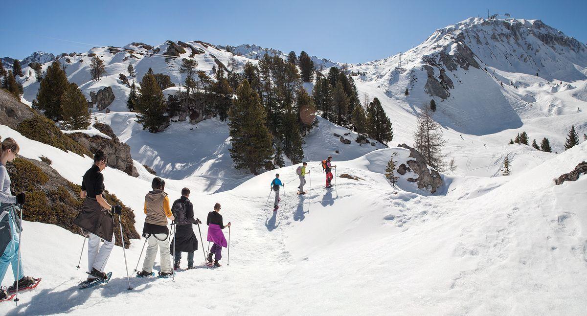 Vacances au ski à La Plagne